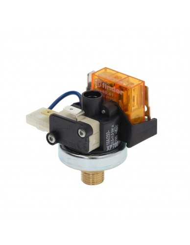 Drukschakelaar XP700 0.5 - 1.5 G1/4 230V