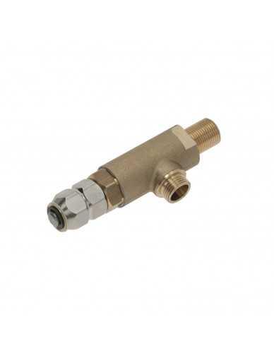 Rancilio steam/water valve