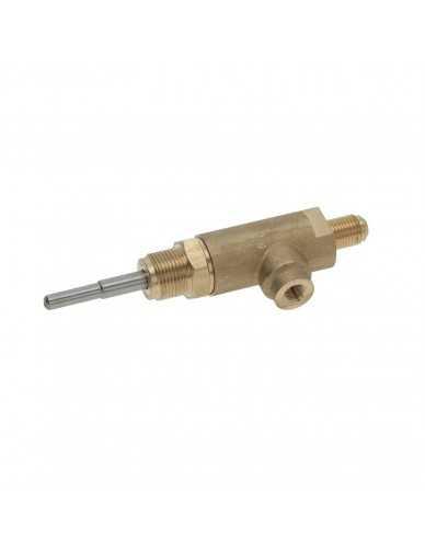 Brasilia 2000 rubber spear valve tap