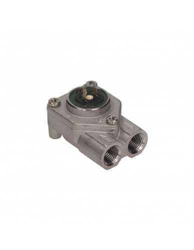 Gicar flowmeter 1/4D 1,15 connector met led