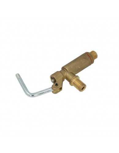 Astoria wega inlet charge valve