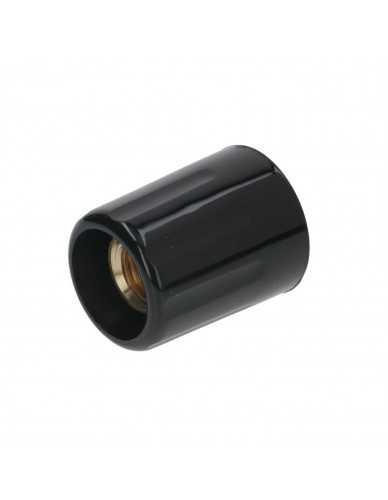 Knob for steam/water valve