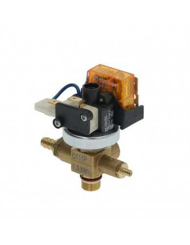 Pressure switch XP700+C111P 0.5 - 1.5 Bar 230V
