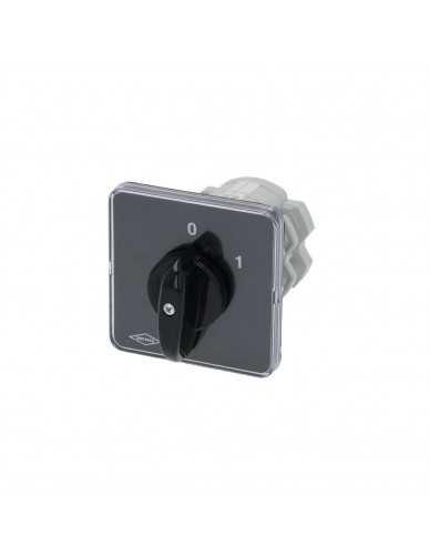 Bremas main switch 32A 690V 0-1