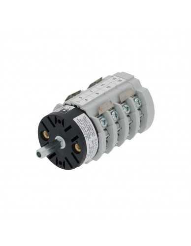Astoria Wega Main switch 20A 0-1-2