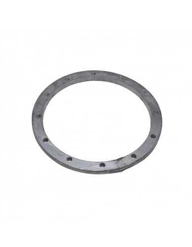 Anello caldaia Faema E61 in alluminio 12 fori 246X210X10mm
