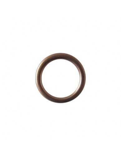 """可破碎的铜垫圈1/4"""" 18x14x2mm"""