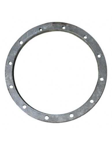 Anneau de chaudière en aluminium Faema E61 12 trous 246X210X10mm