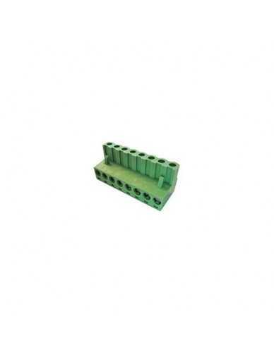 Conector hembra (CPF 5/8) paso 8 vías 5 mm