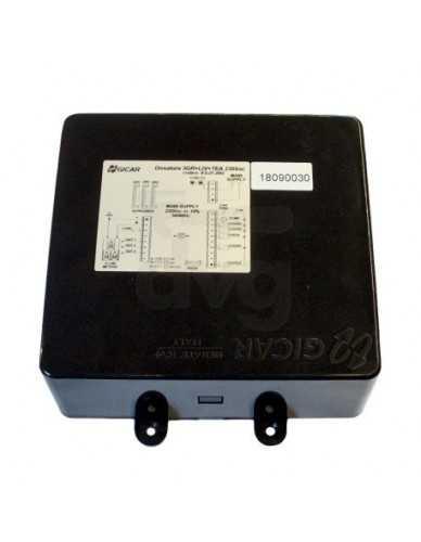 Wega dosier steuerung 1/3 grp RL3 3GR+LIV+TEA 120V