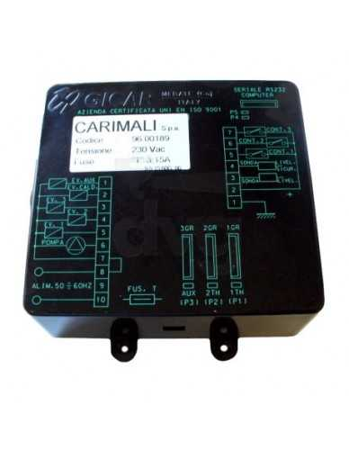 Carimali elektronik box 3D Beta 2/3 grp