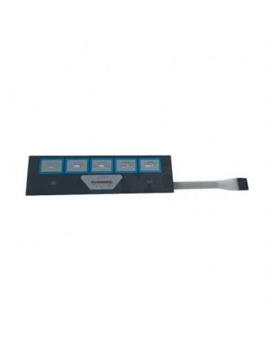 Faema E98 touchpad