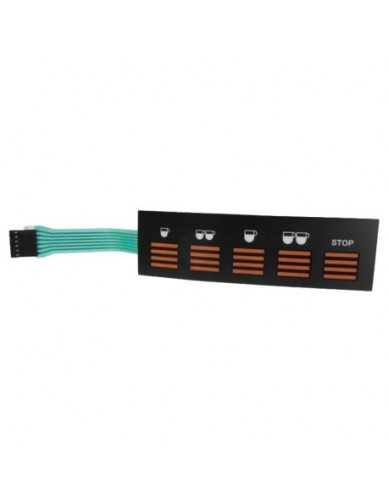 La Cimbali M20 touchpad