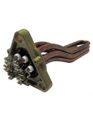 Rancilio heating element 2 grp 3000W 230/380V