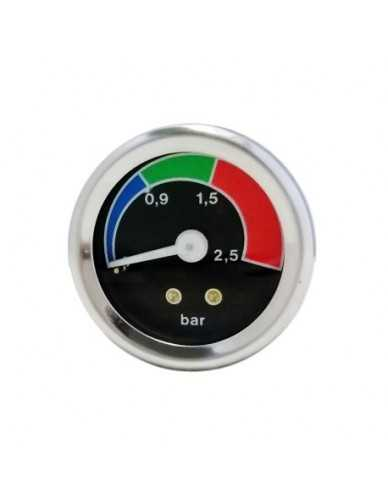 Bezzera boiler manometer 40mm 0-2.5bar