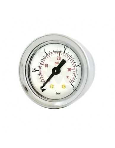 Rancilio kessel manometer 0 - 2.5 bar