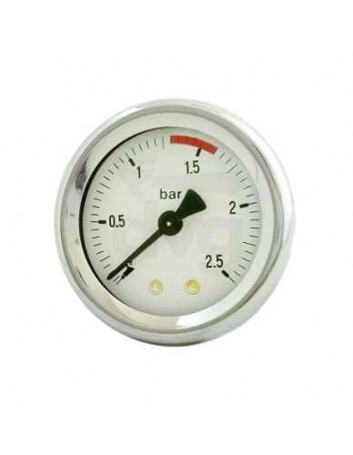 Vibiemme boiler manometer 0 - 2.5 bar