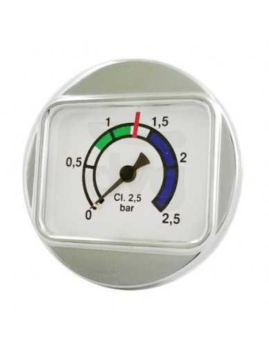 Brasilia kessel manometer 0 - 2.5 bar