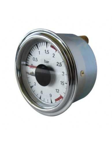 Astoria Boiler pomp manometer 0-3 / 0-15 bar