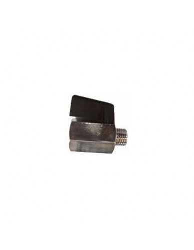 Ball valve 1/4M 1/4F