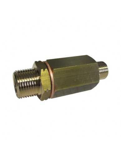 Non return valve 1/4M - 3/8M