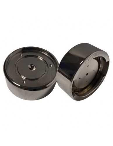 Astoria chromed clamping ring