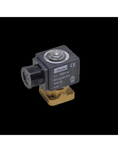 Parker magnetventil 2 wege 220/230V 50/60Hz 9W