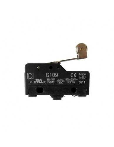 Microrupteur à levier de roue Rancilio 16A 230V