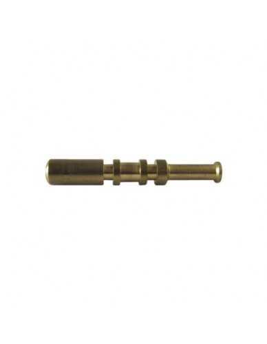 Faema shaft for lever valve