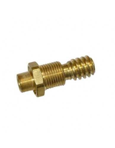 Faema P4 stoom/water klep met spoed 2mm