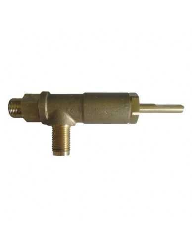 Conti steam valve body