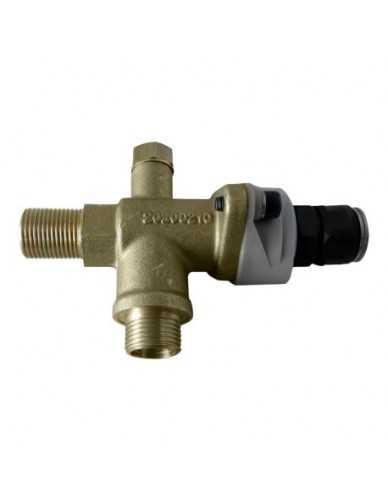 Rancilio Clever DX steam valve