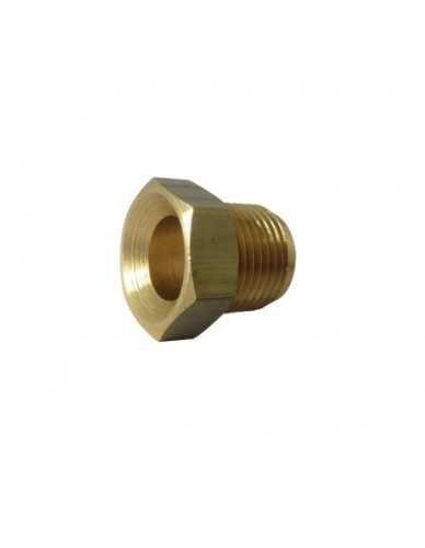 """Fitting 3/8"""" 20mm hex 20"""