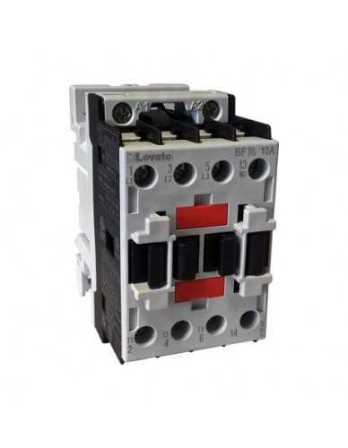 Contattore trifase AC3 18A 7,5Kw (400V) bobina 400V 50 / 60Hz