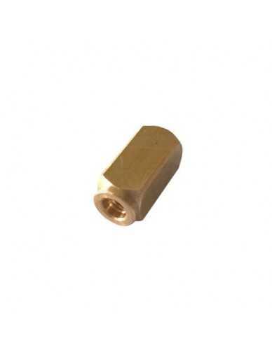 Vibiemme hutmutter 14mm 6x6mm M3
