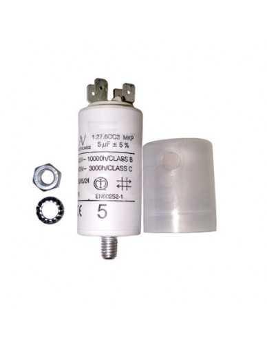 Condensador 5μF 450V
