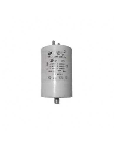 Condensatore 20μF 450V
