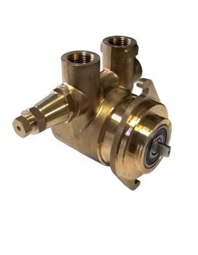 Nuert flange pump 150 L/H compact met kleine as