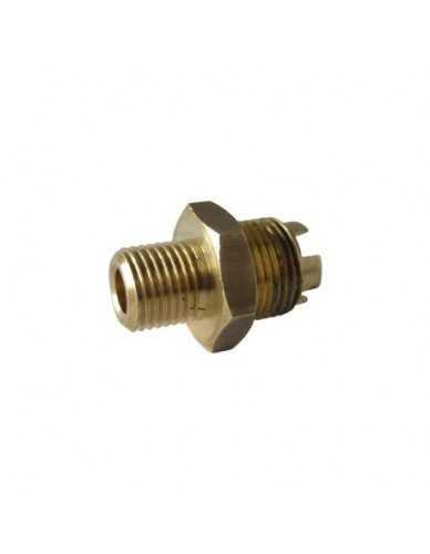 "Nipple 1/4""M non return valve"
