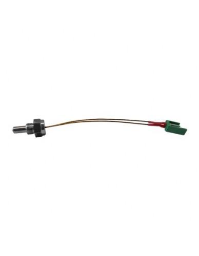 NTC probe with sensor