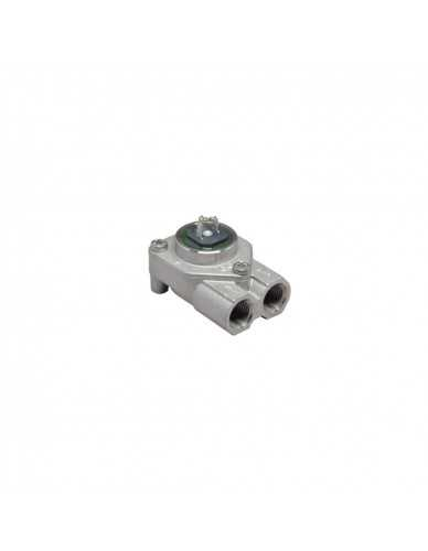 Gicar flowmeter 1/4D 1,15 mit led