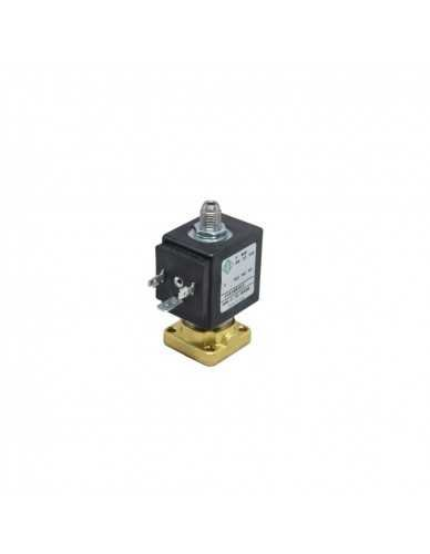 Ode solenoid valve 3 ways base mounting 220/230V 50/60Hz 15bar