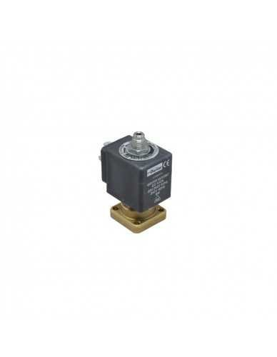 Lucifer solenoid 3 way base mounting 220/240V 50/60Hz