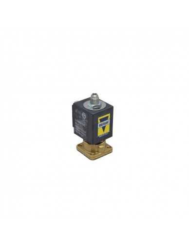 Elettrovalvola Sirai 3 vie con montaggio su base 230V 50Hz