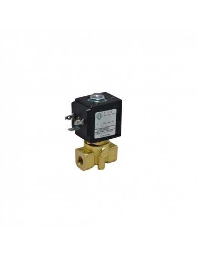 "Ode 2 way solenoid valve 1/8"" 1/8"" 110V 50/60Hz Dn 2.5mm"