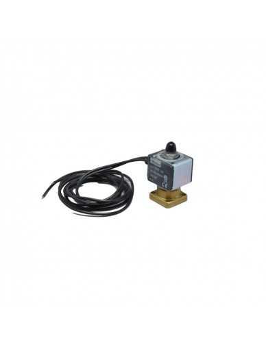 Parker 3 weg magneetklep 230V 50/60Hz met kabel
