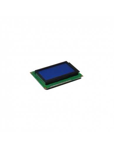 La Cimbali M39 blauw display