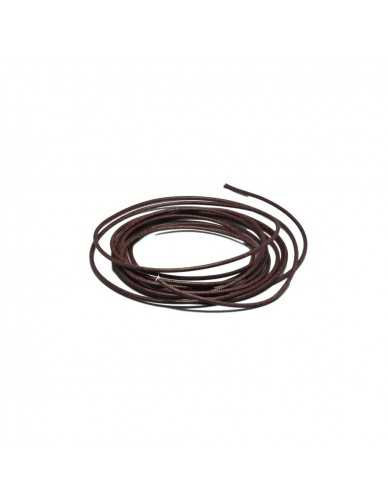 Connecting wire per 5m brown