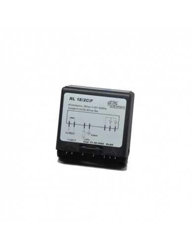 Giemme液位调节器RL1 1E / 2C / F 230V