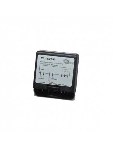 Regolatore di livello Giemme RL1 1E / 2C / F 230V